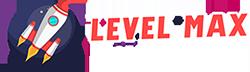 levelmax logo branco