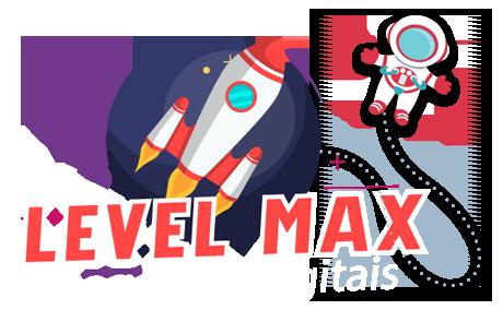 logo lvlmax astro
